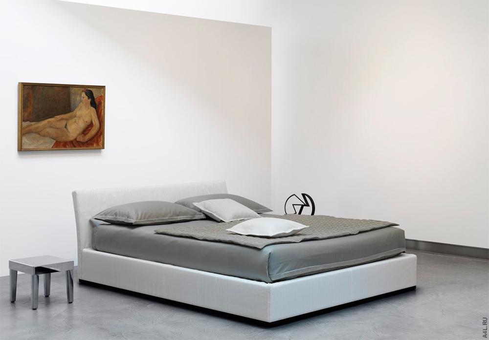 Кровать Orizzonti Similandue Tess