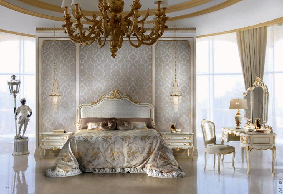 Спальный гарнитур Angelo Cappellini Biffi