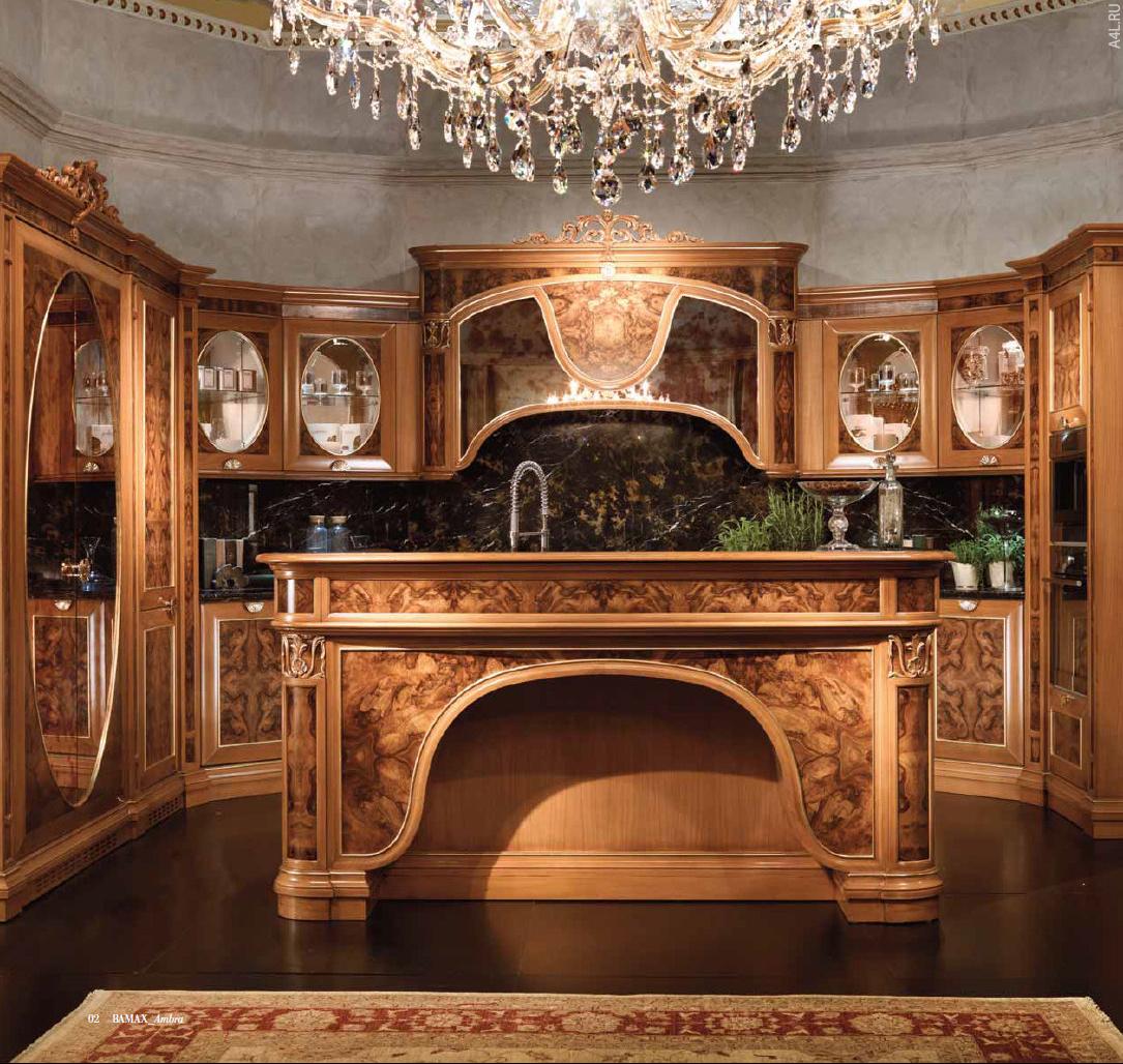 Кухонный гарнитур Bamax Ambra