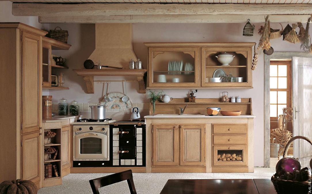 Кухонный гарнитур Bamax Fiori di Campo 04