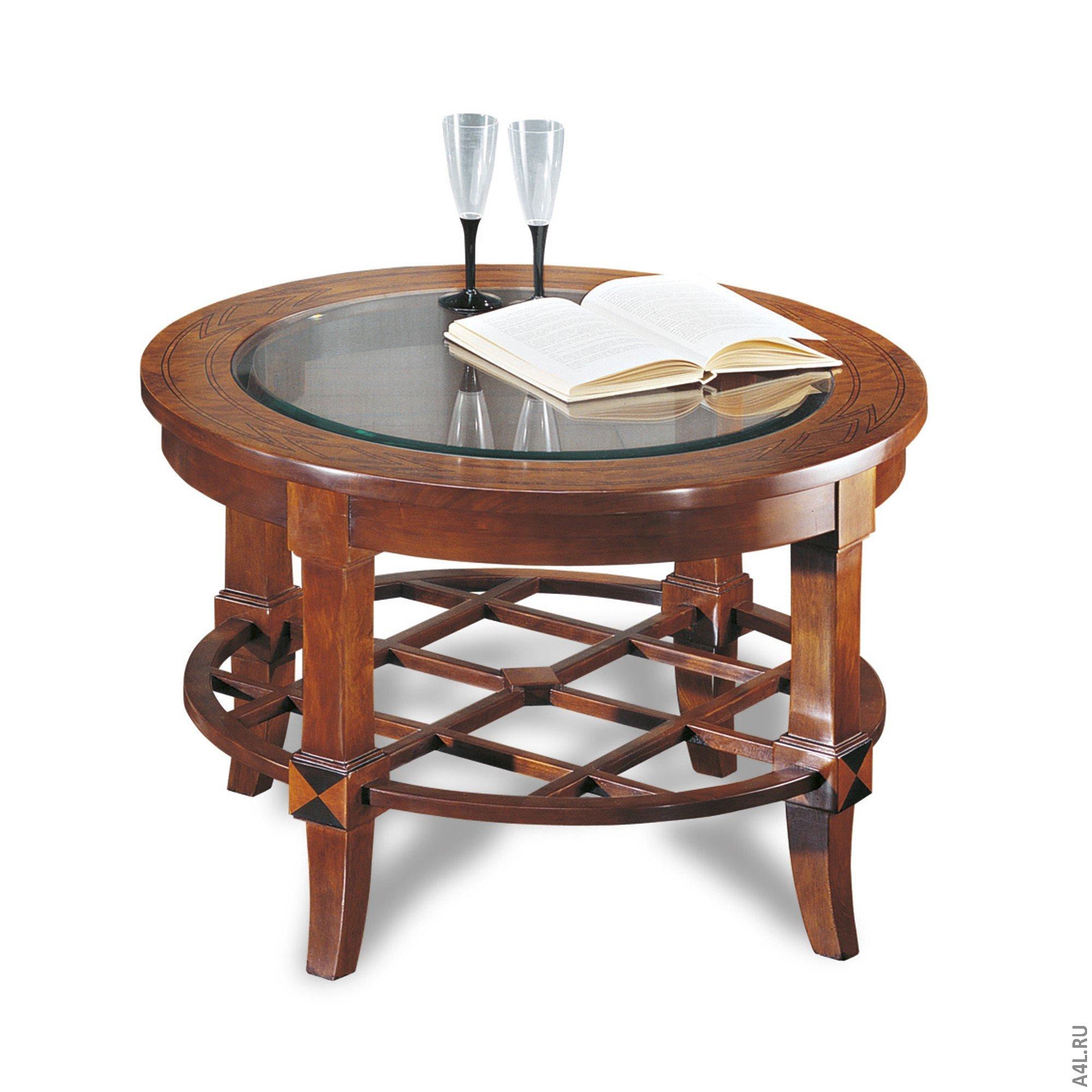Журнальный столик Francesco Molon 18th Century T13.02