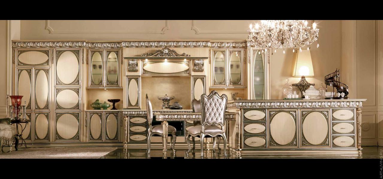 Кухонный гарнитур Jumbo Collection Four Seasons 007
