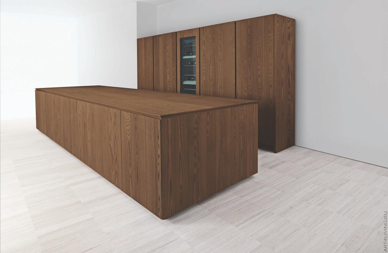 Кухонный гарнитур MK Cucine 045 Ash