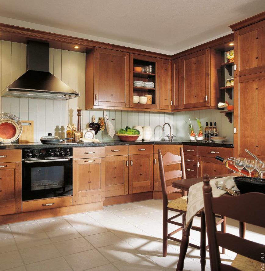 Кухонный гарнитур BEECK Küchen Shaker
