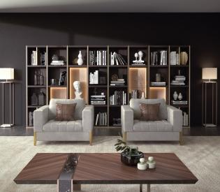 Книжный шкаф Capital Athena