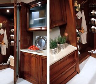Кухонный гарнитур Bamax Altamarea Ciliegio