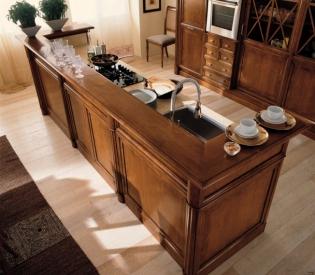 Кухонный гарнитур Bamax Canova Noce