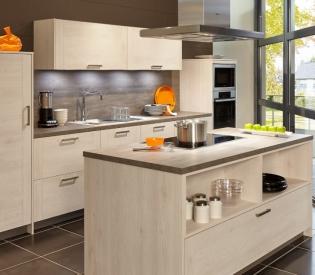 Кухонный гарнитур BEECK Küchen Internorm