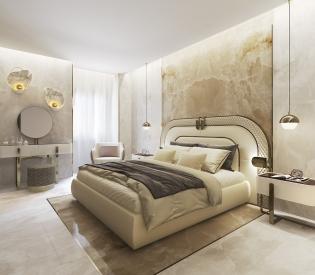 Кровать Capital Eden