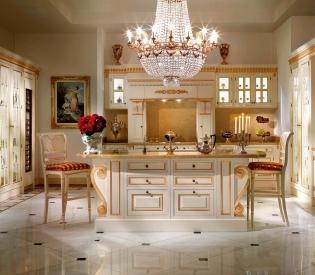 Кухонный гарнитур Francesco Molon IVORY
