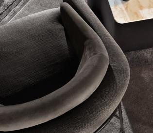 Кресло Minotti Fil Noir