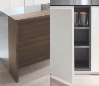 Кухонный гарнитур MK Cucine 04 Acacia