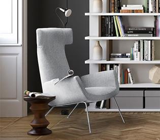 Кресло Pianca Dora