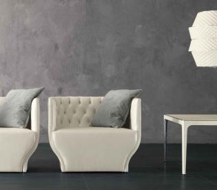 Кресло Rugiano Giselle