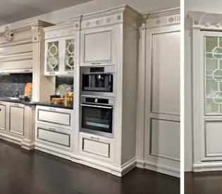 Кухонный гарнитур Bamax Venezia Rovere Laccato