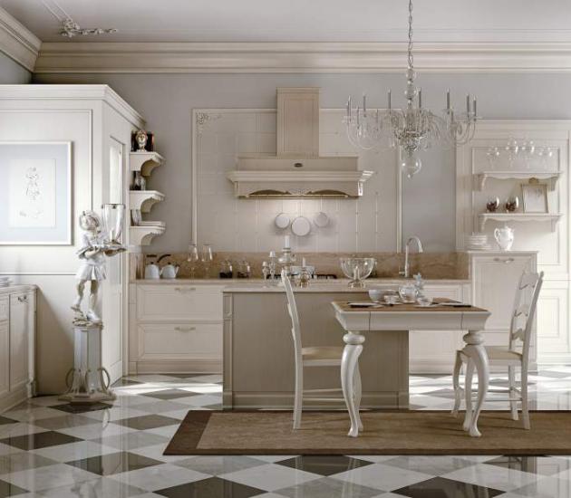 Кухонный гарнитур Arcari Venezia Provencal