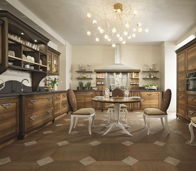 Кухонный гарнитур FM Bottega Portofino