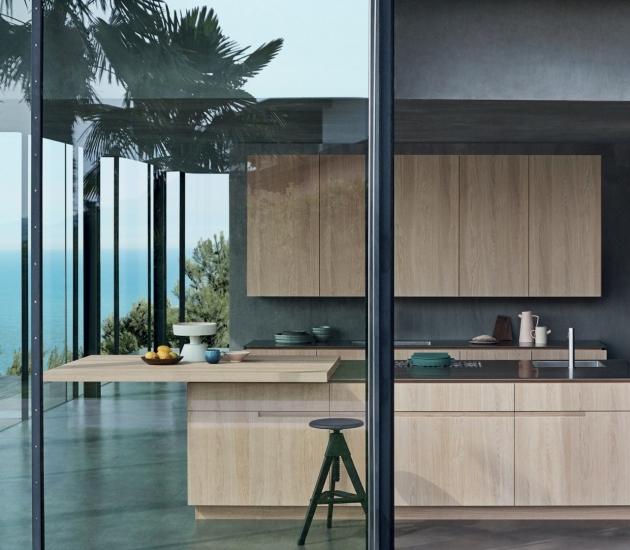 Кухонный гарнитур Cesar N_Elle Natural