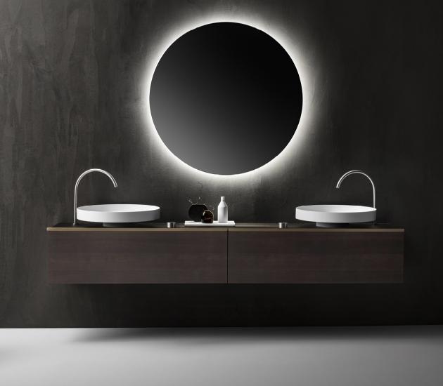 Гарнитур для ванной Falper Eccentrico