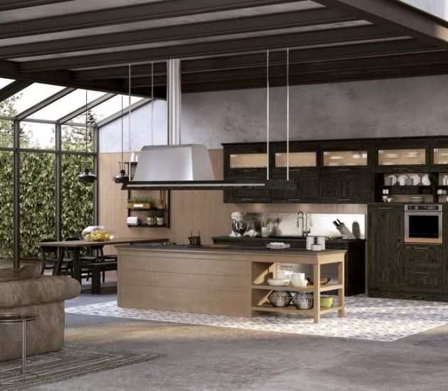 Кухонный гарнитур Arcari Positano