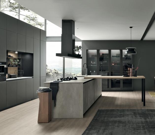 Кухонный гарнитур Stosa Aliant