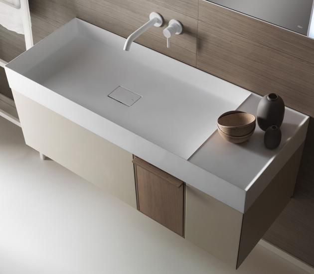 Гарнитур для ванной Falper Quattro.Zero