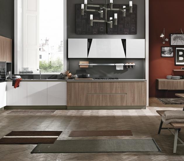Кухонный гарнитур Stosa Infinity