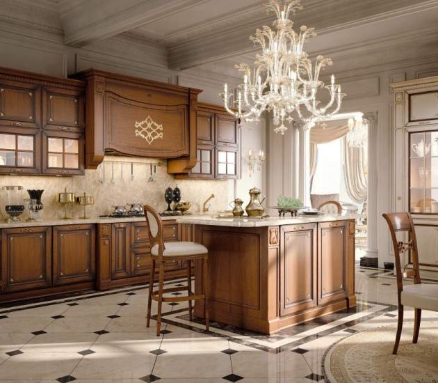 Кухонный гарнитур Arcari Capri