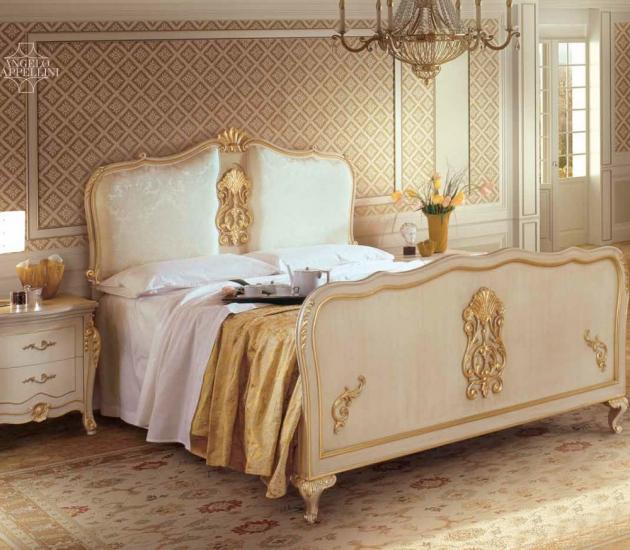 Кровать Angello Cappellini Bach