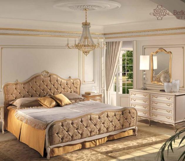 Кровать Angello Cappellini Berlioz