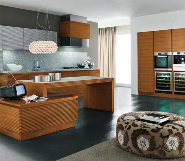 Кухонный гарнитур Bamax Century Giliegio