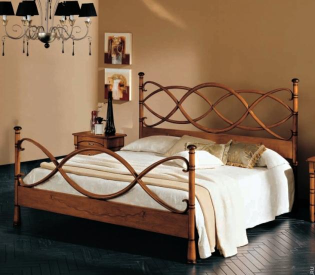Кровать Bamax Rialto 78.353