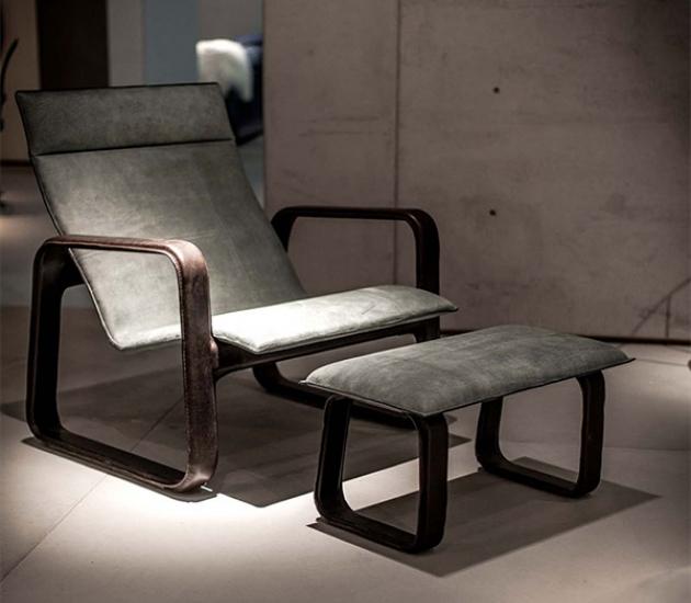 Кресло Baxter Nubi