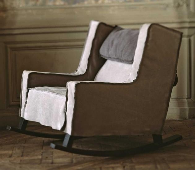 Кресло-качалка Baxter Rocking Housse