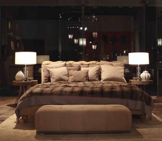 Кровать Baxter Casper