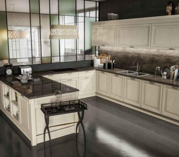 Кухонный гарнитур Berloni Florence
