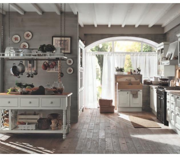 Кухонный гарнитур Berloni Gaia