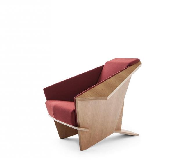 Кресло Cassina 607 Taliesin 1