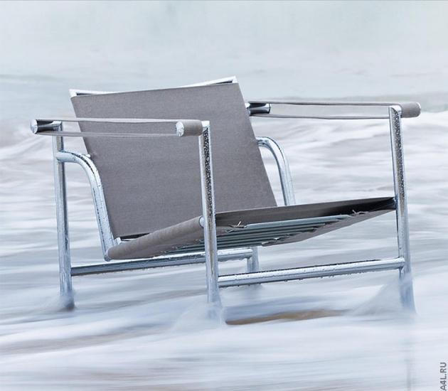 Кресло Cassina LC1
