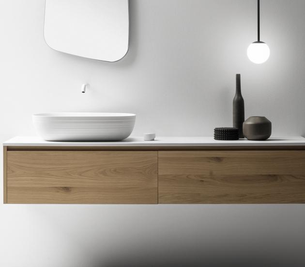 Гарнитур для ванной Falper Viaveneto