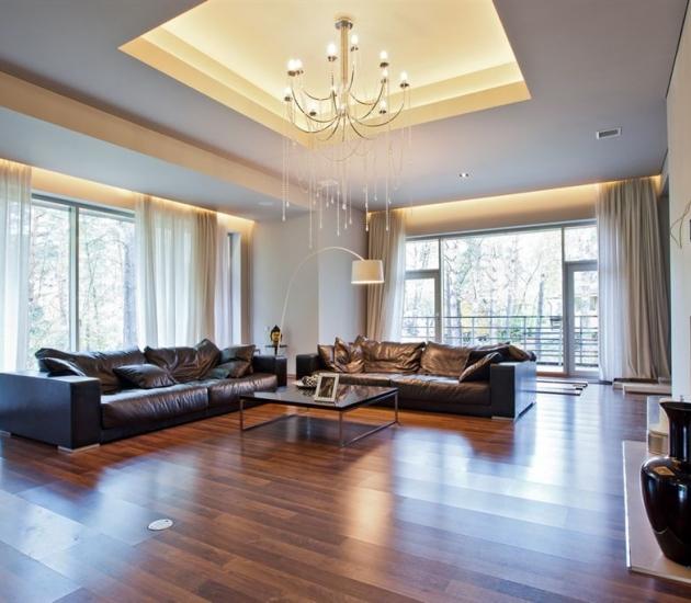 Итальянская мебель для дома на Рублевском шоссе