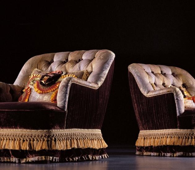 Кресло Jumbo Collection Manet