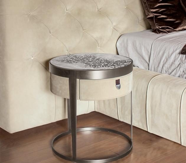 Прикроватный столик Longhi Loveluxe Amadeus