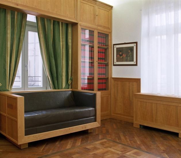 Диван Morelato `900 Scacchi