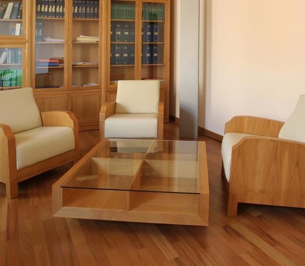 Кресло Morelato Zero Aurleria