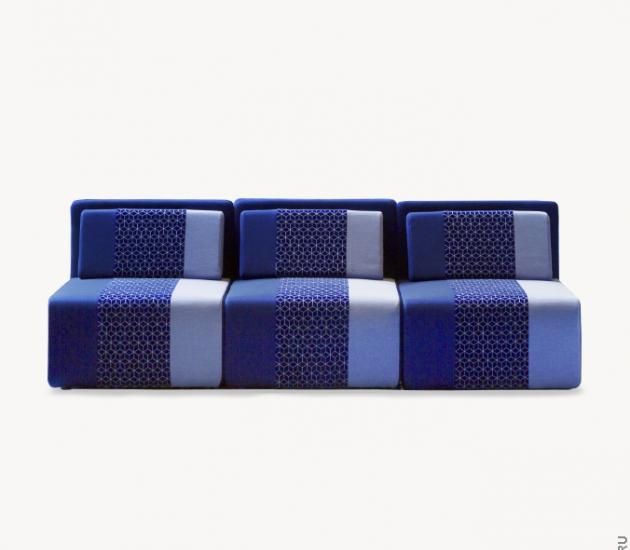 Диван Moroso Block Seat