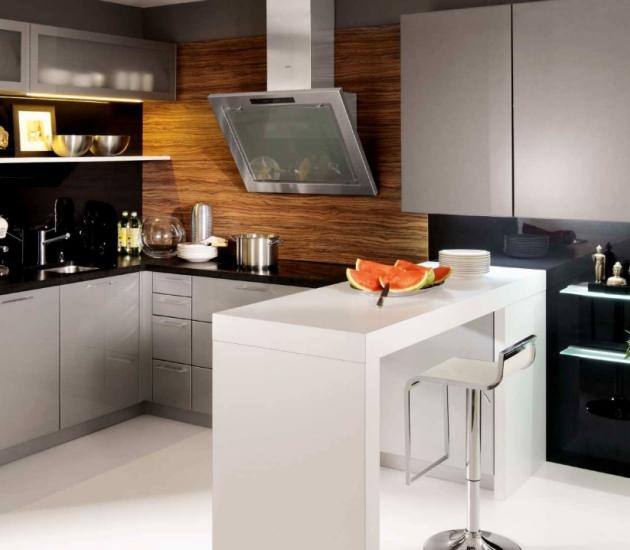 Кухонный гарнитур BEECK Küchen Colorline AM
