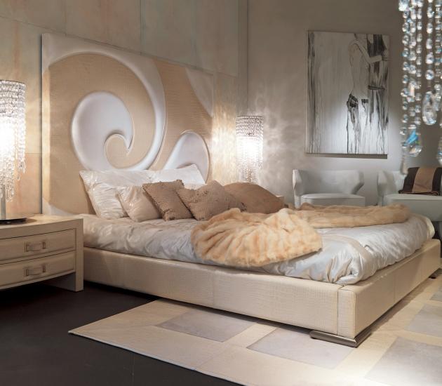 Кровать Rugiano Ricciolo