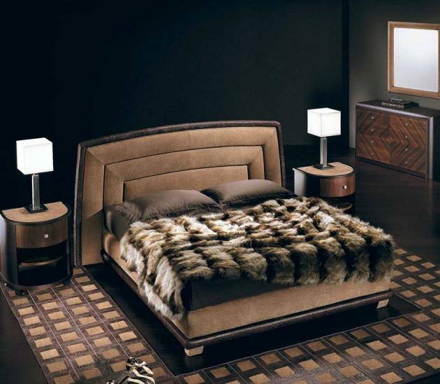 Кровать Smania Patrick