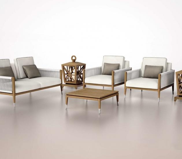 Кресло Smania Amalfi